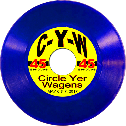CLICK RECORD FOR MORE INFO ON CIRCLE YER WAGENS